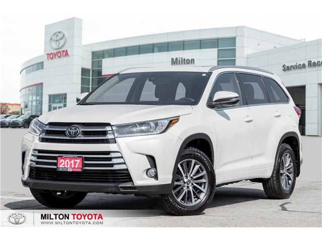 2017 Toyota Highlander XLE (Stk: 517649) in Milton - Image 1 of 24