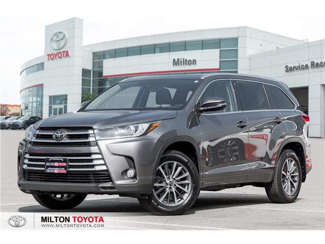 2017 Toyota Highlander XLE (Stk: 518441A) in Milton - Image 1 of 23