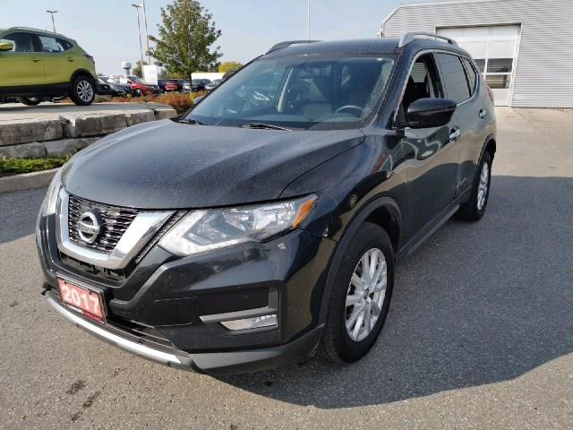 2017 Nissan Rogue SV (Stk: CLC791522A) in Cobourg - Image 1 of 9