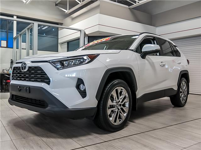 2020 Toyota RAV4 XLE (Stk: 05168) in Waterloo - Image 1 of 23