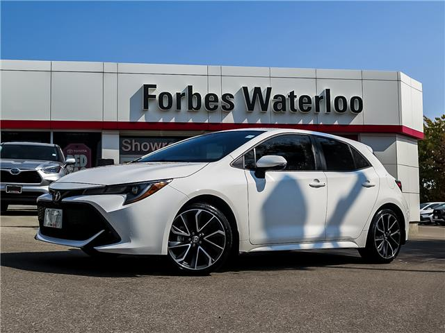 2020 Toyota Corolla Hatchback Base (Stk: 02270) in Waterloo - Image 1 of 25