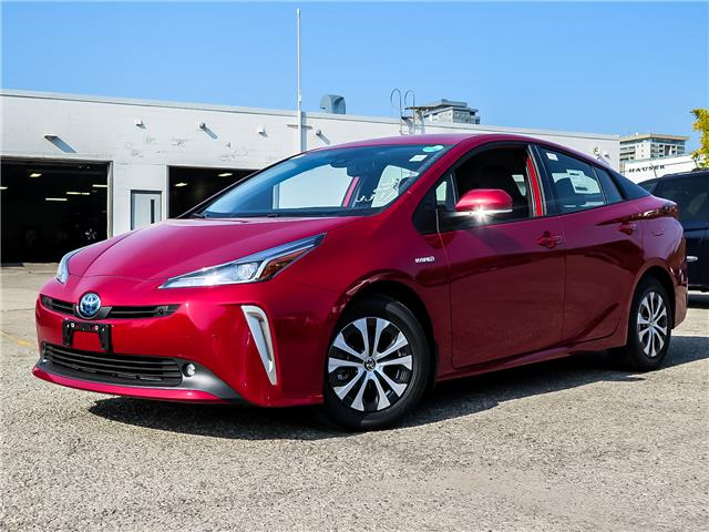 2021 Toyota Prius  (Stk: 17004) in Waterloo - Image 1 of 19