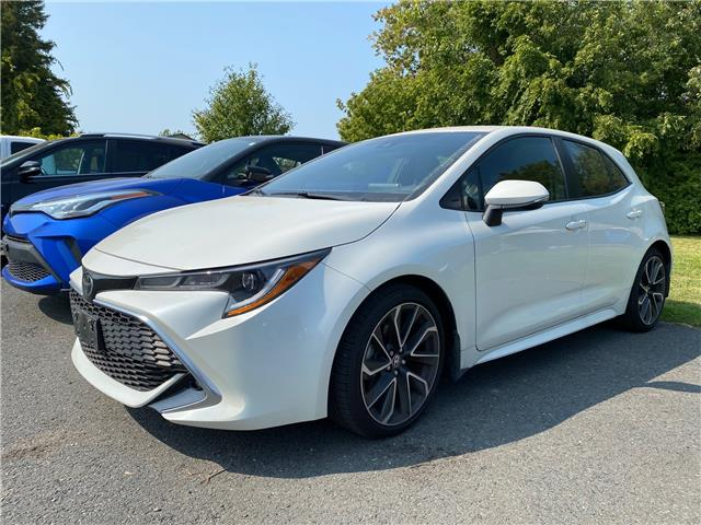 2019 Toyota Corolla Hatchback Base (Stk: W5155) in Cobourg - Image 1 of 1