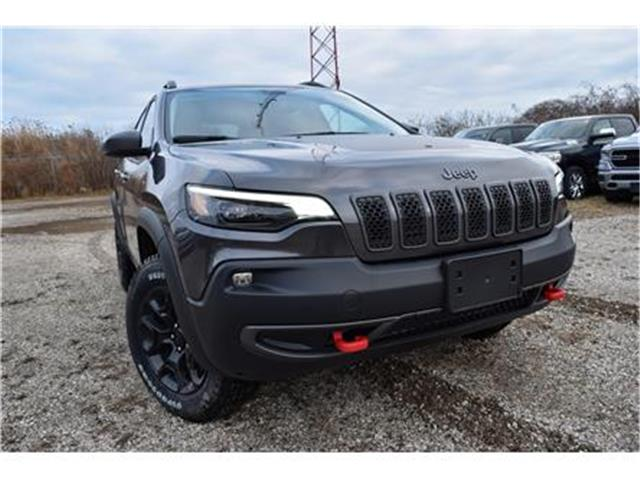 2020 Jeep Cherokee Trailhawk (Stk: 95446) in St. Thomas - Image 1 of 28