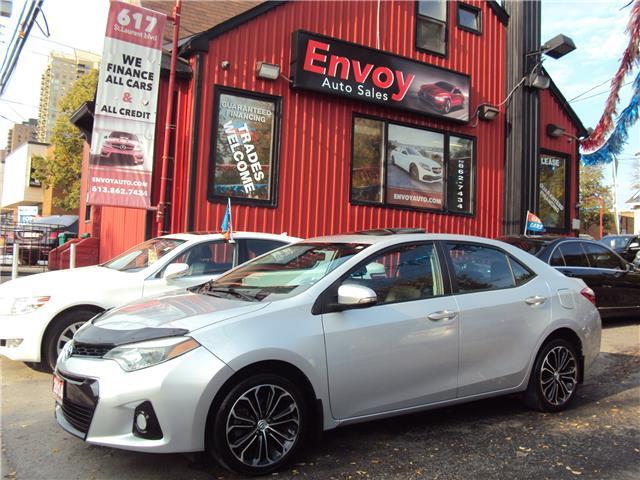 2014 Toyota Corolla S (Stk: ) in Ottawa - Image 1 of 30