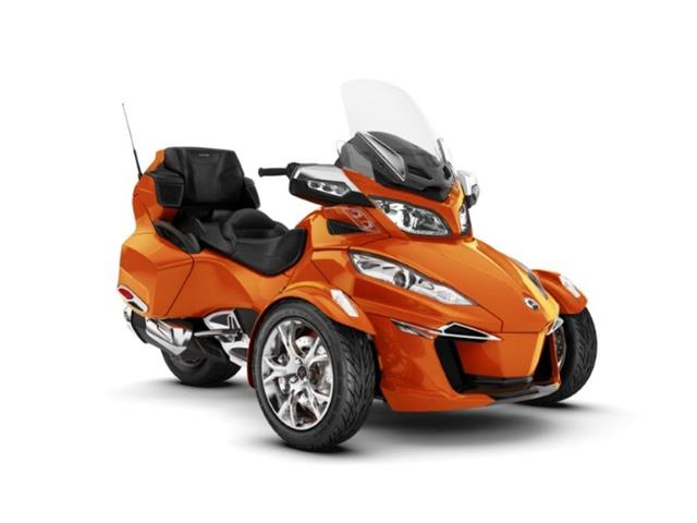 New 2019 Can-Am Spyder® RT Limited Chrome   - SASKATOON - FFUN Motorsports Saskatoon