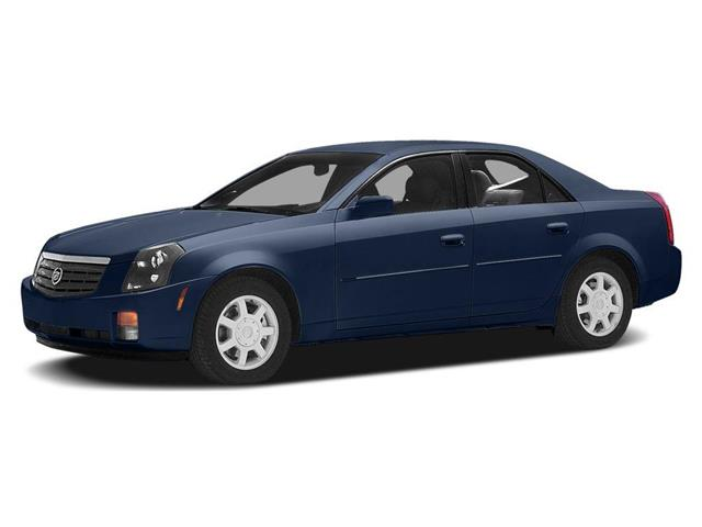 2007 Cadillac CTS Luxury (Stk: P9-62561) in Burnaby - Image 1 of 2