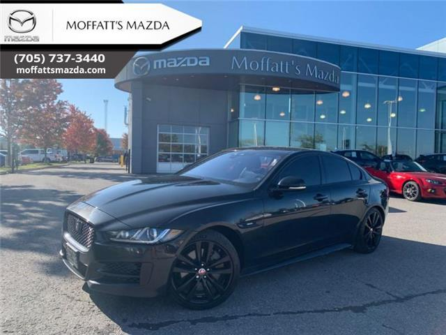 2017 Jaguar XE 3.0L V6 SC R-Sport (Stk: 28596A) in Barrie - Image 1 of 23