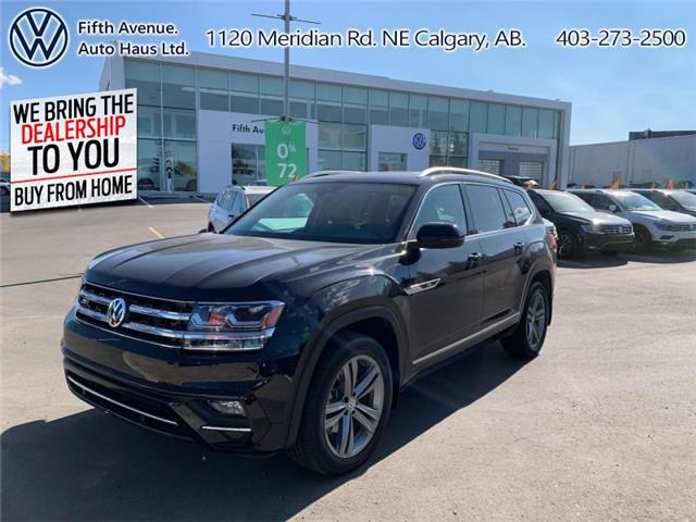 2019 Volkswagen Atlas 3.6 FSI Execline (Stk: 20136A) in Calgary - Image 1 of 30