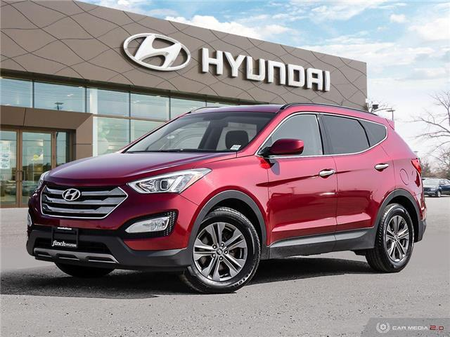 2013 Hyundai Santa Fe Sport 2.0T Premium (Stk: 50929) in London - Image 1 of 26