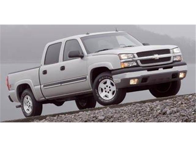 2006 Chevrolet Silverado 1500 Cheyenne Edition (Stk: 200587A) in Cambridge - Image 1 of 1