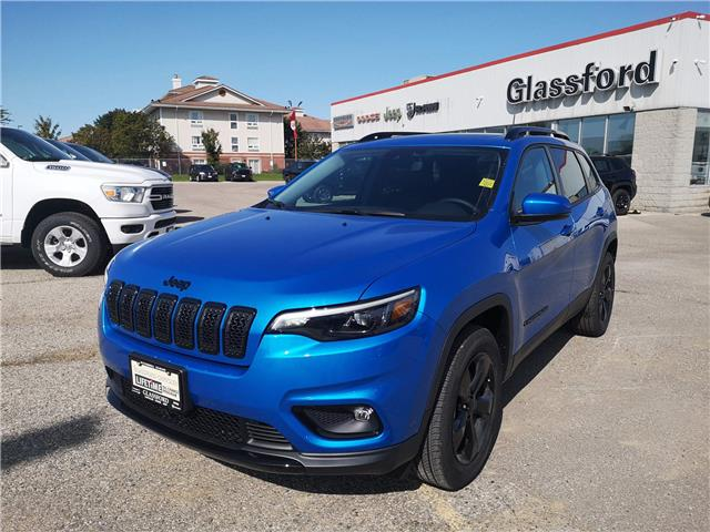2021 Jeep Cherokee Altitude (Stk: 21-002) in Ingersoll - Image 1 of 20