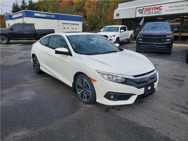 2016 Honda Civic EX-T (Stk: DF1871) in Sudbury - Image 1 of 20