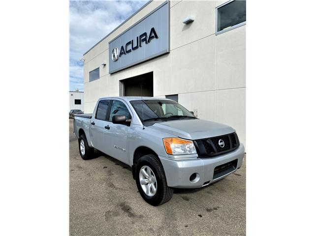 2011 Nissan Titan  (Stk: PW0186) in Red Deer - Image 1 of 17