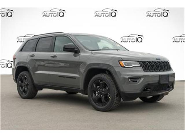 2020 Jeep Grand Cherokee Laredo (Stk: 95335) in St. Thomas - Image 1 of 27