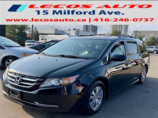 2015 Honda Odyssey EX-L (Stk: 503639) in Toronto - Image 1 of 26