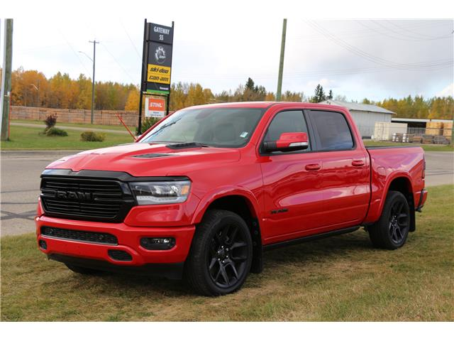 2020 RAM 1500 Laramie (Stk: LT038) in Rocky Mountain House - Image 1 of 30