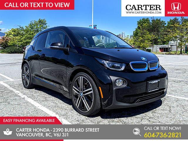 2017 BMW i3 Base w/Range Extender (Stk: B15800) in Vancouver - Image 1 of 22