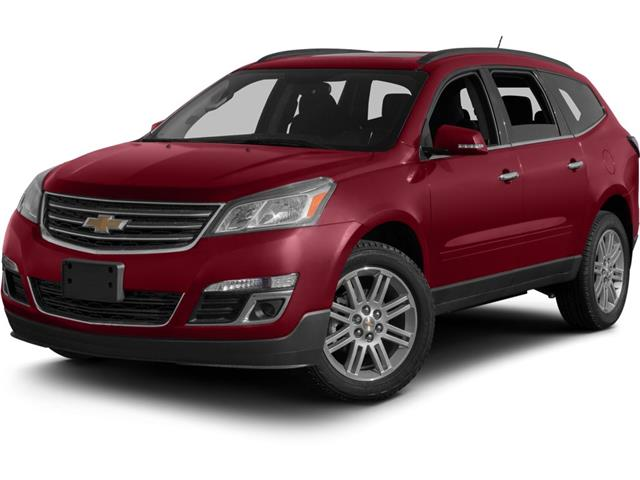 2013 Chevrolet Traverse 1LT (Stk: ) in Kelowna - Image 1 of 1