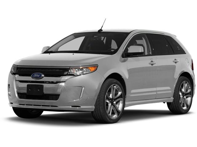 2013 Ford Edge Sport (Stk: ) in Kelowna - Image 1 of 1