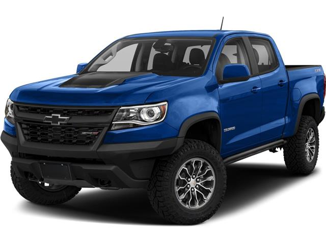 2019 Chevrolet Colorado ZR2 (Stk: ) in Kelowna - Image 1 of 1