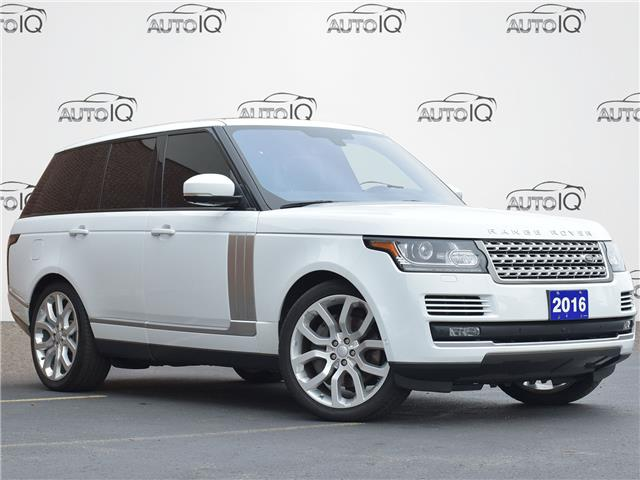2016 Land Rover Range Rover 5.0L V8 Supercharged (Stk: NB890A) in Waterloo - Image 1 of 16