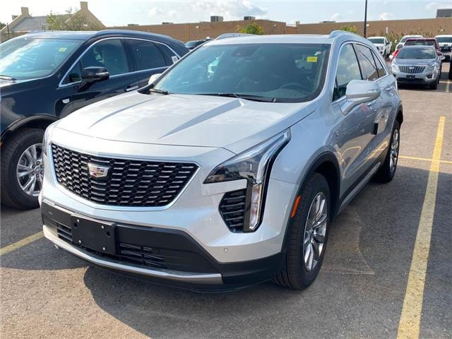 2021 Cadillac XT4 Premium Luxury (Stk: K1D001) in Mississauga - Image 1 of 5