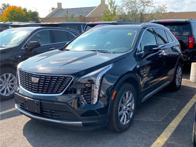 2021 Cadillac XT4 Premium Luxury (Stk: K1D008) in Mississauga - Image 1 of 5