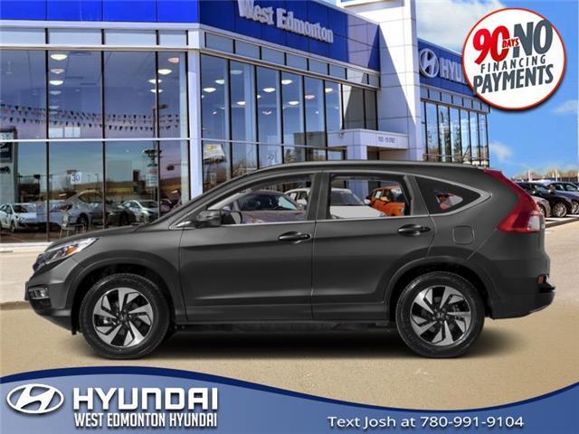 Used 2016 Honda CR-V Touring  - Edmonton - West Edmonton Hyundai