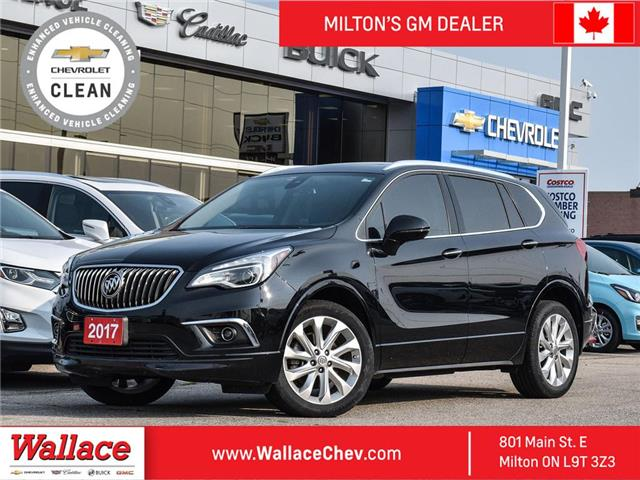 2017 Buick Envision PREMIUM 1 | AWD | 2.0L TURBO | PANO ROOF | NAVI (Stk: PL5337) in Milton - Image 1 of 24
