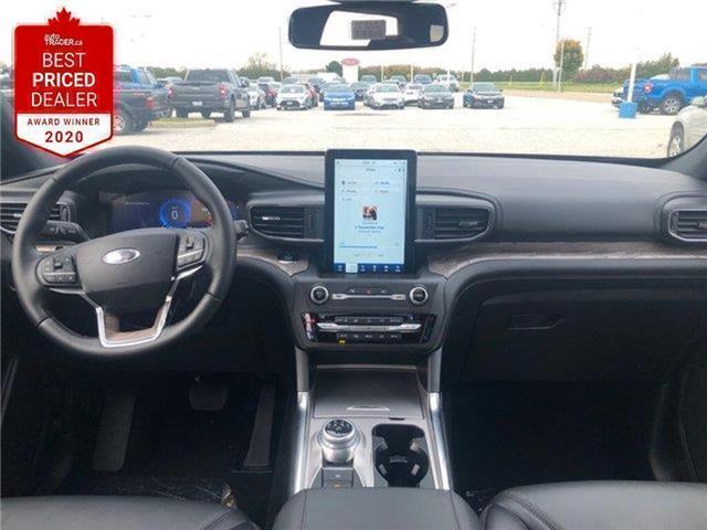 2020 Ford Explorer Platinum (Stk: SEX6427) in Leamington - Image 1 of 1