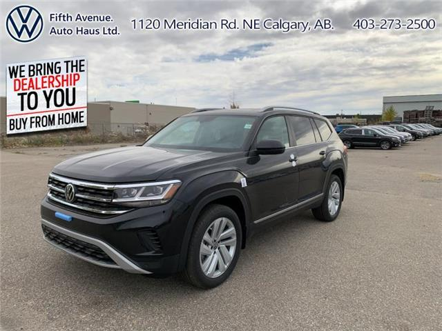 2021 Volkswagen Atlas 3.6 FSI Highline (Stk: 21016) in Calgary - Image 1 of 30