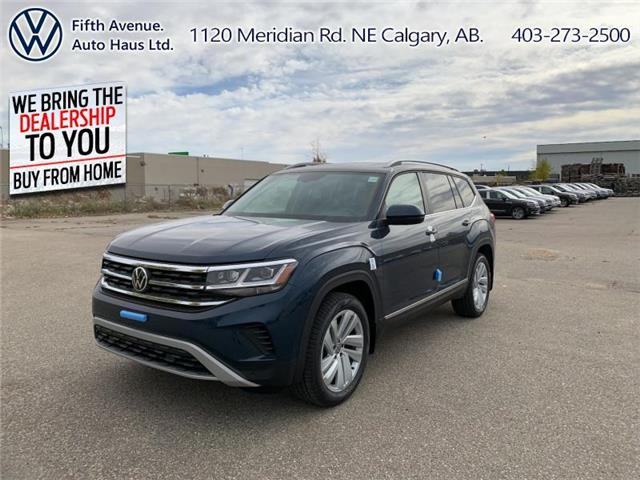 2021 Volkswagen Atlas 2.0 TSI Highline (Stk: 21018) in Calgary - Image 1 of 30