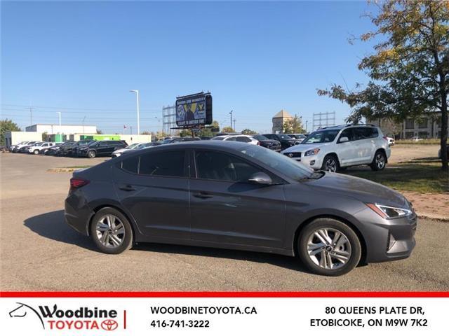2020 Hyundai Elantra Preferred (Stk: P6932A) in Etobicoke - Image 1 of 13