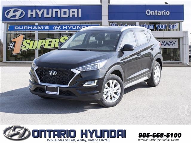 2021 Hyundai Tucson Preferred w/Trend Package (Stk: 321737) in Whitby - Image 1 of 20
