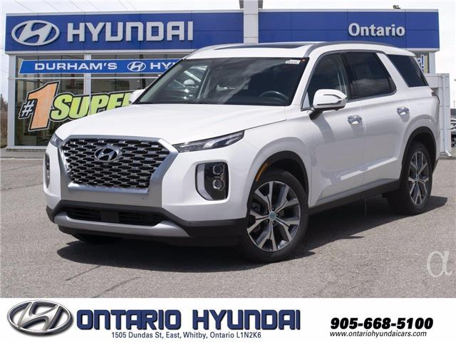 2021 Hyundai Palisade Ultimate Calligraphy (Stk: 198641) in Whitby - Image 1 of 18