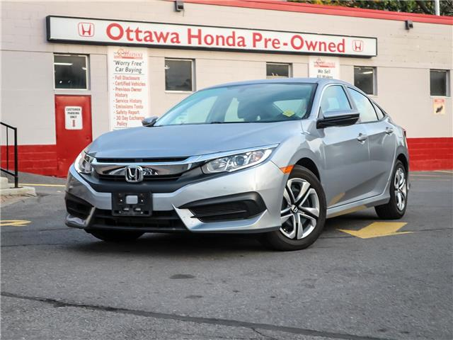 2018 Honda Civic LX (Stk: H85670) in Ottawa - Image 1 of 26