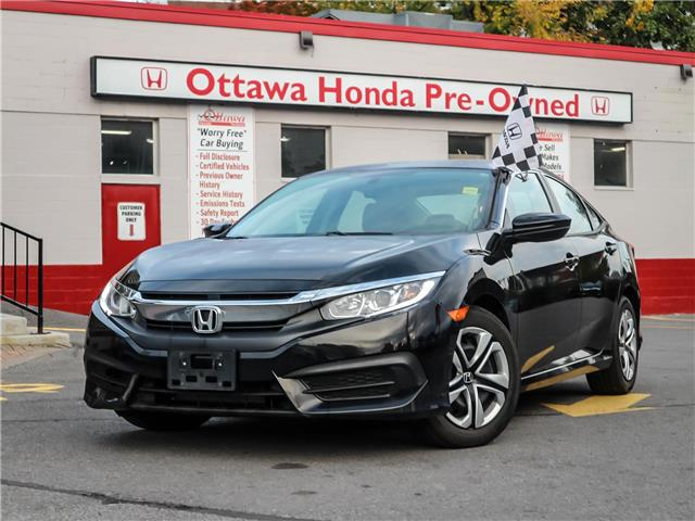 2017 Honda Civic LX (Stk: H85870) in Ottawa - Image 1 of 26