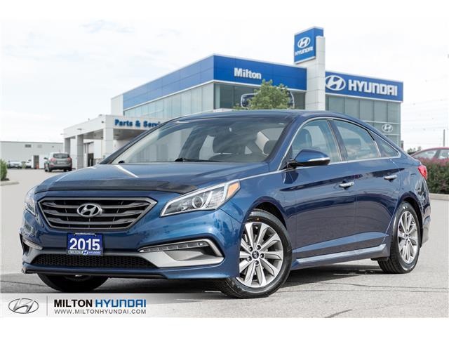 2015 Hyundai Sonata Sport Tech (Stk: 255333) in Milton - Image 1 of 23