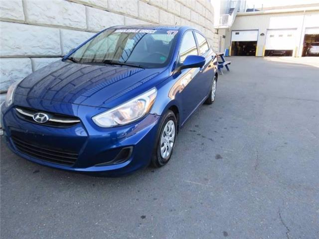 2017 Hyundai Accent LE (Stk: D00917A) in Fredericton - Image 1 of 17