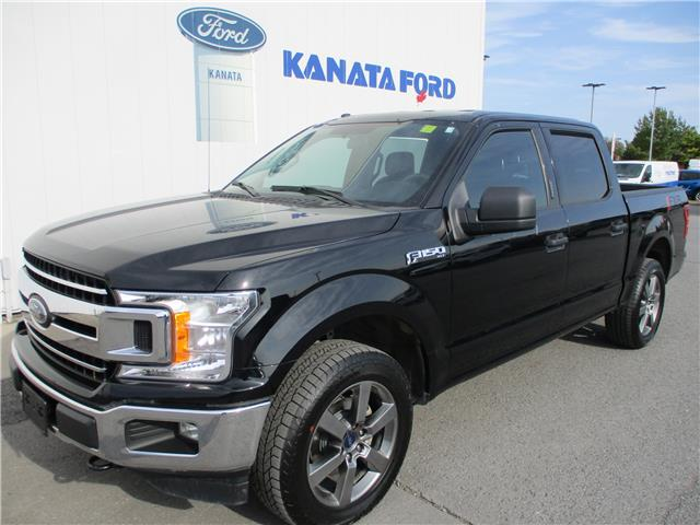2018 Ford F-150 XLT (Stk: 20-9821) in Kanata - Image 1 of 10