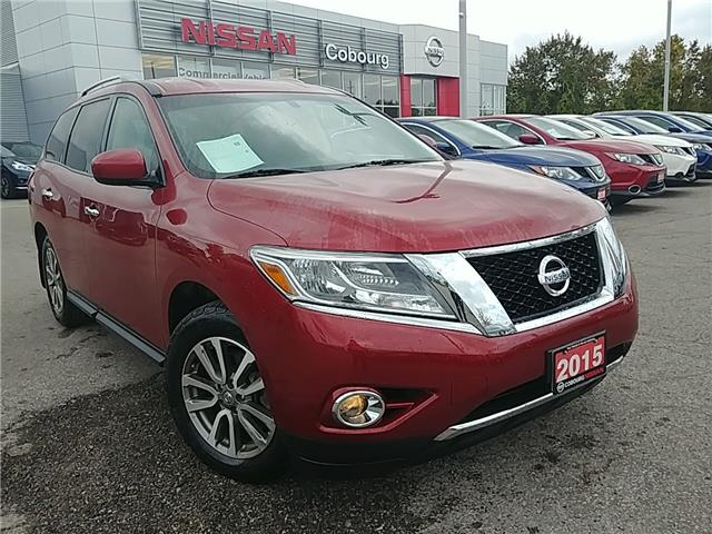 2015 Nissan Pathfinder  (Stk: CJN518218A) in Cobourg - Image 1 of 26