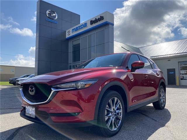 2019 Mazda CX-5 Signature w/Diesel JM3KFBE2XK0580963 UT391 in Woodstock
