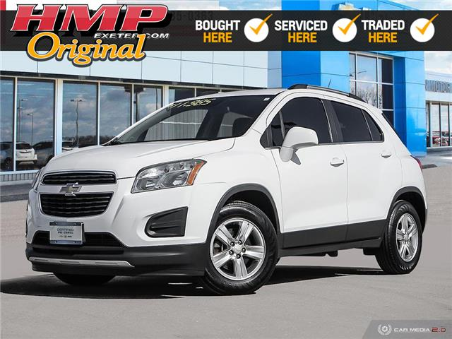 2013 Chevrolet Trax 1LT (Stk: 62384) in Exeter - Image 1 of 27