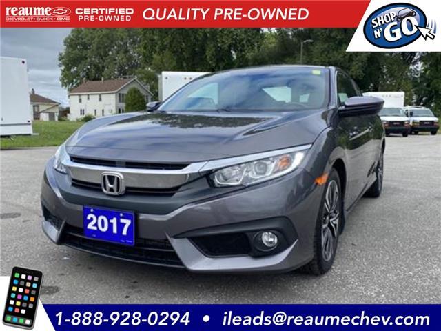 2017 Honda Civic EX-T 2HGFC3B47HH452426 20-0488A in LaSalle