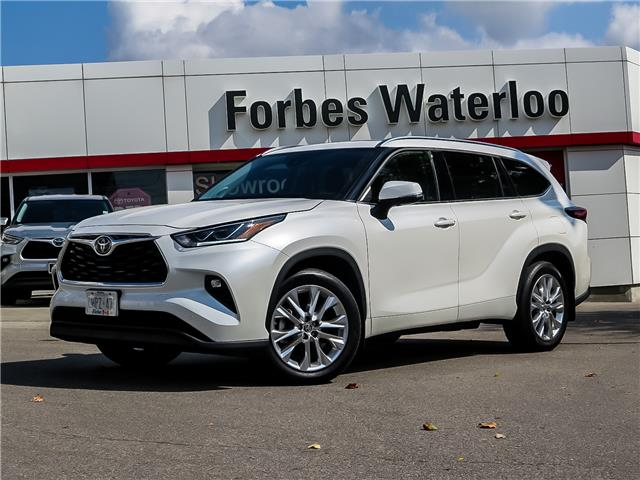 2020 Toyota Highlander Limited (Stk: 05146) in Waterloo - Image 1 of 20