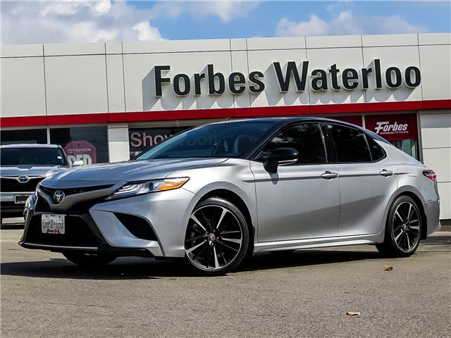 2020 Toyota Camry XSE (Stk: 03062) in Waterloo - Image 1 of 24