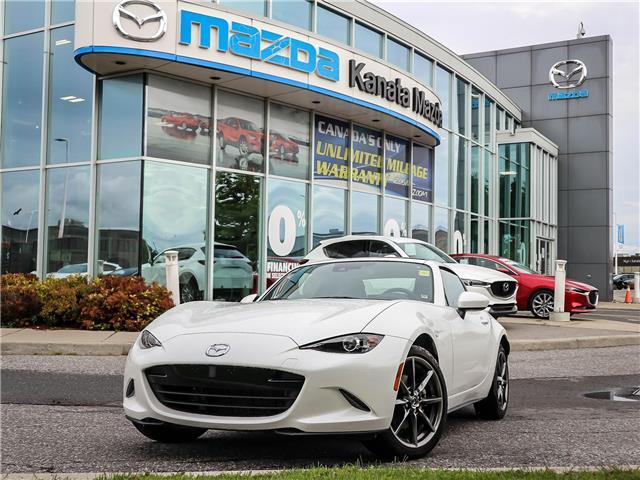 2019 Mazda MX-5 RF GT (Stk: M1075) in Ottawa - Image 1 of 30