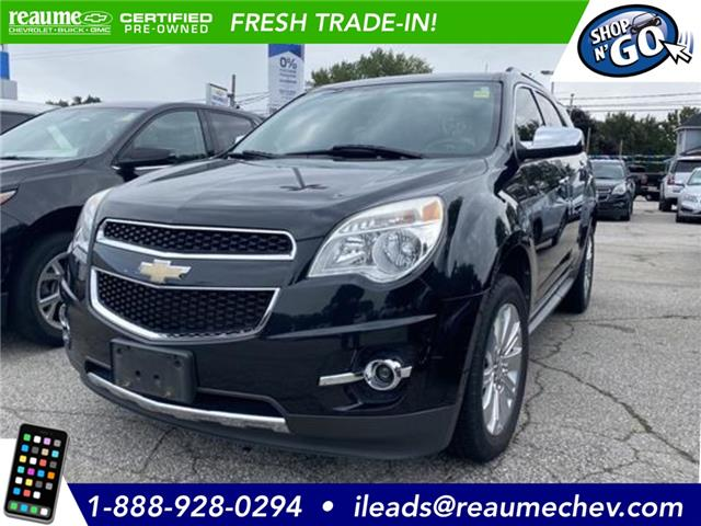 2011 Chevrolet Equinox 2LT (Stk: L-4367A) in LaSalle - Image 1 of 1