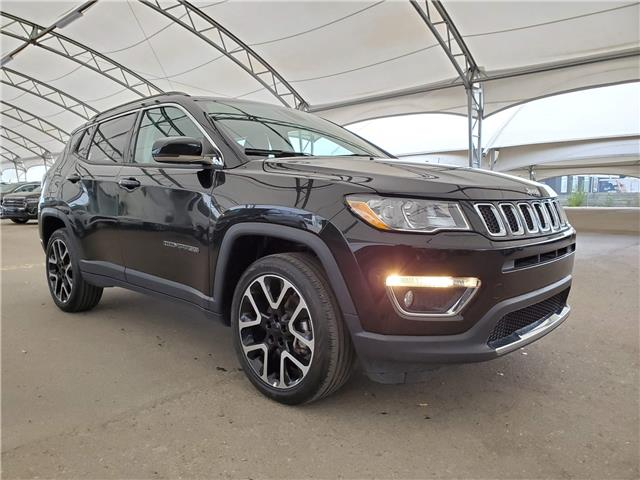 2019 Jeep Compass Limited 3C4NJDCB3KT790004 186589 in AIRDRIE